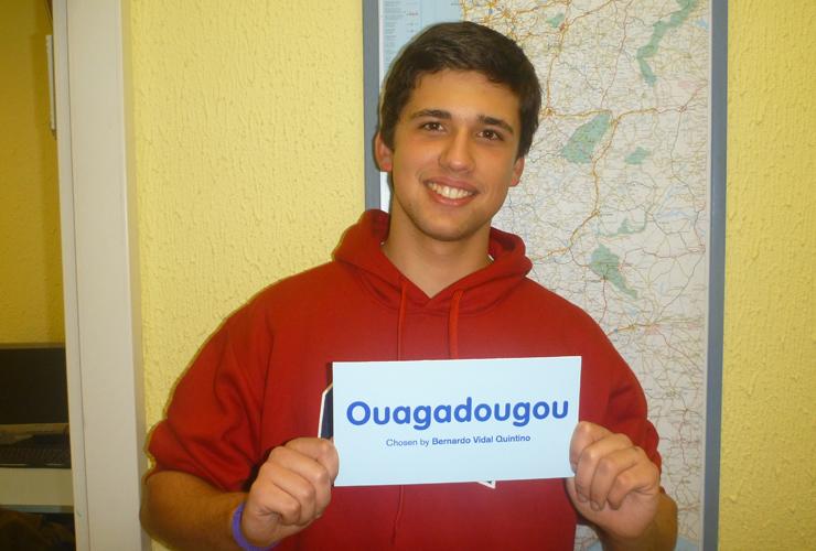 Ouagadougo